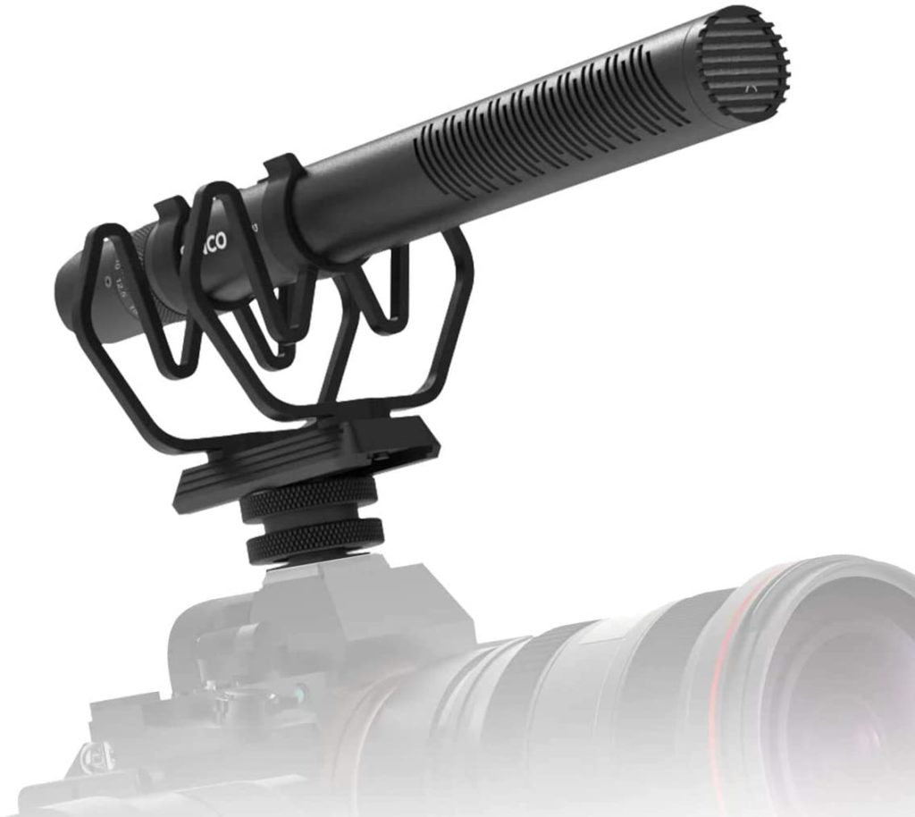 Microfono per registrare video Synco Mic-D30